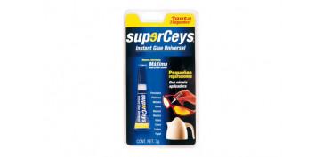 Adhesivos - ADHESIVO SUPERCEYS 3 GR