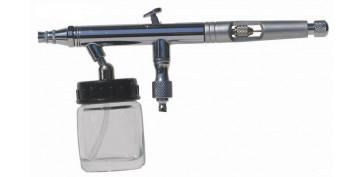 Pistolas de pintar neumaticas - AEROGRAFO PRO.SUCCION REF: 015001-0600