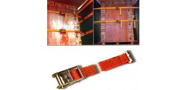 Elevación Sujeción y Transporte de Cargas - AMARRE INTERIOR FURGON 3,5M REF: 027.919.050.104