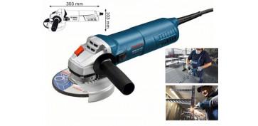 Amoladoras electricas - AMOLADORAS BOSCH PROFESIONALES GWS 11-125