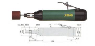 Amoladoras neumáticas - AMOLADORA BIAX SRH 10-15/2 Y SRH 10-12/2