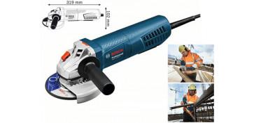 Amoladoras electricas - AMOLADORA BOSCH PROFESIONAL GWS 11-125P 0.601.792.202