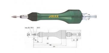 Amoladoras neumáticas - AMOLADORA BIAX NEUMATICA T 365/2