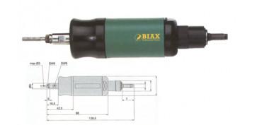 Amoladoras neumáticas - AMOLADORA RECTA BIAX TVD 3-100/2