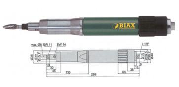 AMOLADORA BIAX SBRD 830 Y SBRH 830