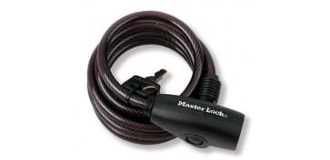 Cables y cadenas - ANTIRROBOS PARA BICICLETAS CNM8126EURDPRO