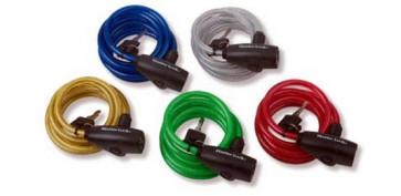 Cables y cadenas - ANTIRROBOS PARA BICICLETAS CNM8127EURDTRI