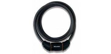 Cables y cadenas - CABLE ANTIRROBO BICICLETA CNM8130EURDPRO