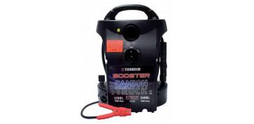 Arrancadores de baterías - ARRANCADOR BOOSTER STARTER 12/24V REF: 3224
