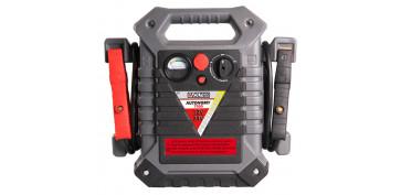Arrancadores de baterías - ARRANCADOR DE BATERIA AUTONOMY 7500 REF.05072