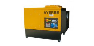 GRUPO ELECTROGENO AY 6000 AVR INS A/E REF. 5417730
