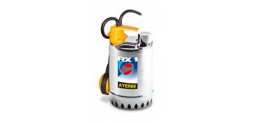 Bombas sumergibles - ELECTROBOMBAS AY 140 RXM1 INOX 5860100-5860110
