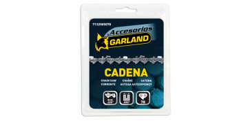 Herramientas de Poda - CADENA MOTOSIERRA GARLAND PASO 0.325