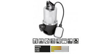 ELECTROBOMBA AGUAS SUCIAS MOTEGI 528 QQ504528