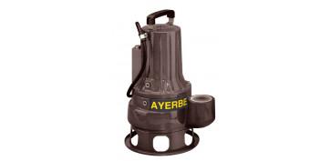 Bombas de trasvase - ELECTROBOMBA AYERBE 2050 VXC TX 5860030-5860040