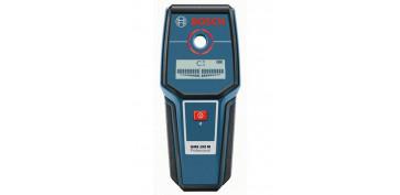 Detectores - DETECTOR DIGITAL BOSCH GMS 100 M REF: 0.601.081.100