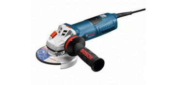 Amoladoras electricas - MINI AMOLADORA ANGULAR GWS 12-125CIE Ref: 0.601.794.002 - 0.601.794.003