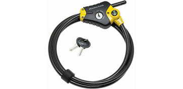 Cables y cadenas - CABLE AJUSTABLE ACERO TRENZADO CNM8433EURD
