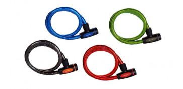 Cables y cadenas - CABLE ANTIRROBO BICICLETA CNM8228EURDPRO