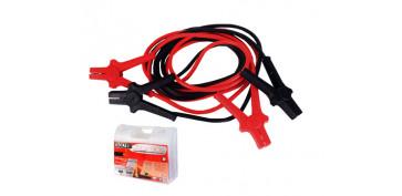 Pinzas y cables de arranque - CABLE AYUDA ARRANQUE BATERIA 06016 SOLTER