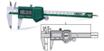 CALIBRE DIGITAL INSIZE IP67 1118