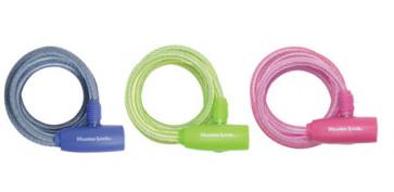 Cables y cadenas - CABLE ENROLLABLE PARA BICICLETAS CNM8212EURDPRO