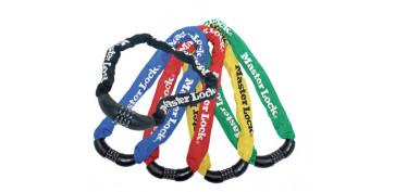 Cables y cadenas - CADENAS PROTECCION NYLON CNM8392EURDPROCOL