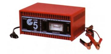 Cargadores de baterías - CARGADOR DE BATERÍAS M-500 REF 1505