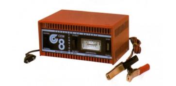 Cargadores de baterías - CARGADOR DE BATERIA M-800-E REF 1824