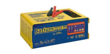 Cargadores de baterías - CARGADOR DE BATERÍAS BATIUM 15/12 REF 24519