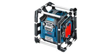 Cargadores de baterías - RADIO GML 20 REF. 0.601.429.700 BOSCH