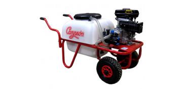 Fumigadoras - CARRETILLA PULVERIZADORA CAMPEON CP4-502