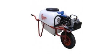 FUMIGADORA CON MOTOR ELECTRICO CPE-1001 CAMPEON