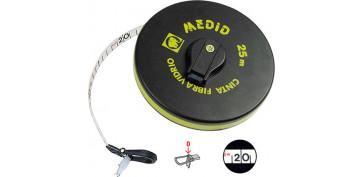 Medidores de distancias - CINTAS METRICAS FIBRA DE VIDRIO REF: 1210GF