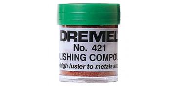 Mini herramientas DIY - COMPUESTO DE PULIDO DREMEL REF. 2.615.042.132