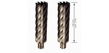 Cepillos, tazas y coronas - CORONA DE COBALTO HSS D=34 MM REF. 1000C