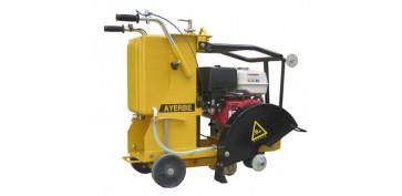 Maquinas para la construccion - CORTADORA DE ASFALTO CUTLASS 400 610420
