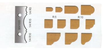 Carpinteria - PORTACUCHILLAS CEPILLO FR98H REF: 9845270 para cuchilla 9841005