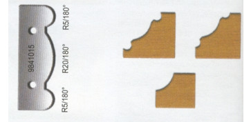 Carpinteria - PORTACUCHILLAS CEPILLO FR98H REF: 9845335