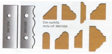 Carpinteria - PORTACUCHILLAS CEPILLO FR98H REF: 9845273
