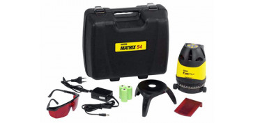 KIT NIVEL LASER MATRIX XT CON DETECTOR 1-77-204