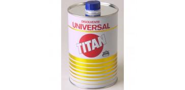 Productos quimicos - DISOLVENTE UNIVERSAL TITAN