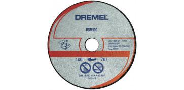 DISCO PARA METAL DSM510 DREMEL REF:2.615.S51.0JA