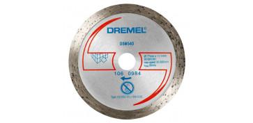 DISCO AZULEJOS DSM540 DREMEL REF: 2.615.S54.0JA