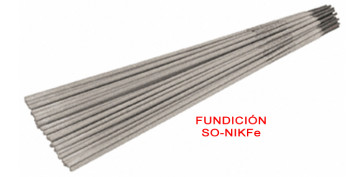 ELECTRODO FUNDICION SO-NIK FE CAJAS