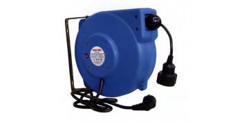 Cables - ENROLLADOR MANGUERA ELECTRICA HR-CR625201SG