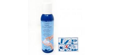 Productos de limpieza - ESPUMA DE MANOS HIDROALCOHOLICA CONTRA COVID 19 250ml
