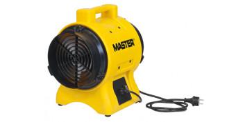 Ventiladores y extractores - EXTRACTOR DE AIRE MASTER BL 4800