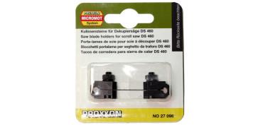 Mini herramientas DIY - FIJADORES DE HOJA PROXXON 27096