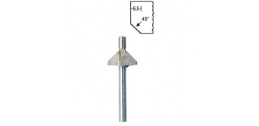 Mini herramientas DIY - FRESA PARA PERFIL DE METAL PROXXON REF:29044